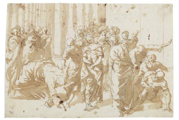 Publikation Platon, Johannes und El Grecos selbstlogifizierendes Zeichnen | ARGUS Art Asset Austria