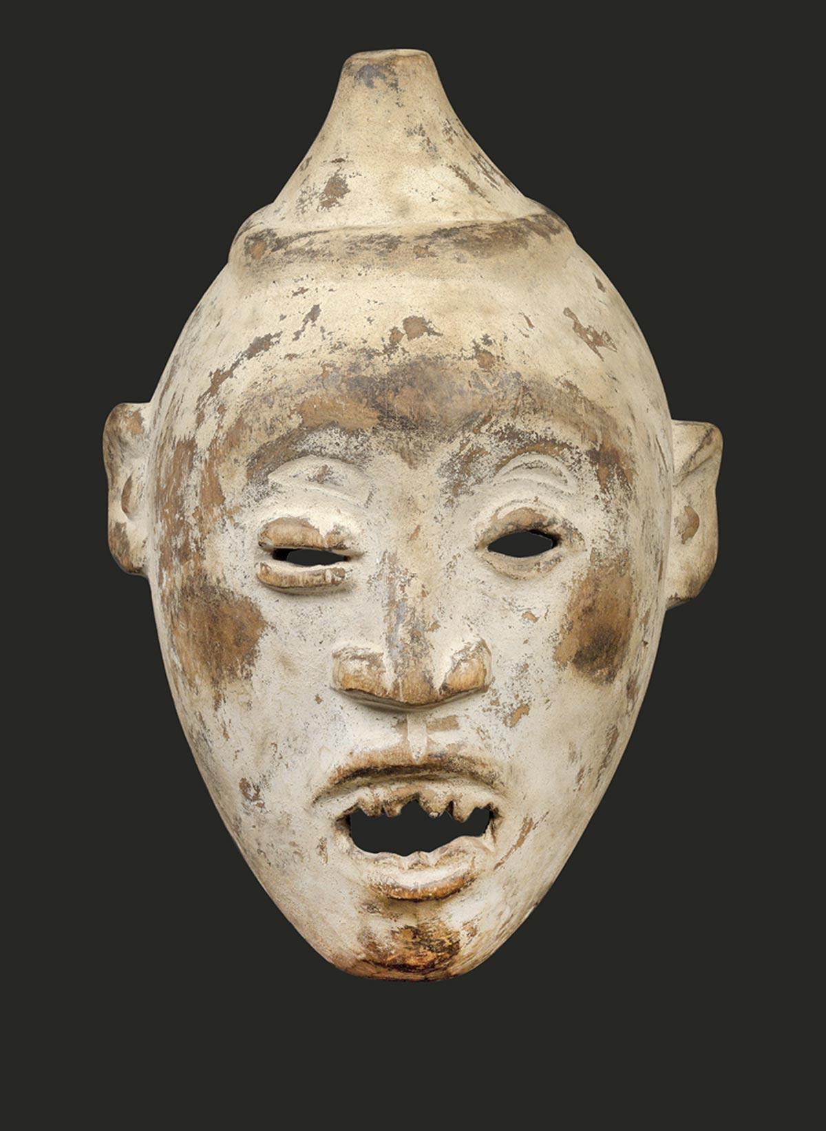 Vili/Yombe-Maske | ARGUS Art Asset Austria, Wien